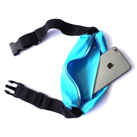 Termurah Viper Waterproof Sports Belt With Touchscreen For waterproof sports belt with touchscreen for smartphone 5 5 inch ze wp400 blue