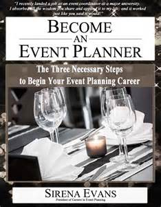 becoming an event planner become an event planner