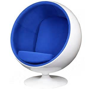 Assembly Required Sofa Eero Style Ball Chair Multiple Colors Sizes Designer