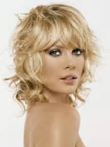 medium hair length easy curly medium length hairstyles megapics