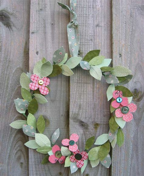 spring wreath ideas to make home quotes easter decoration and crafts for kids d