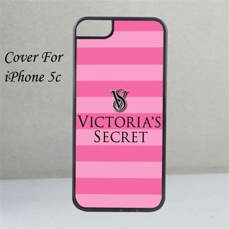 Victorias Secret Logo Ipod 4 Touch Ipod 5 Casing Cover Hardcase s secret logo pink for iphone 5c