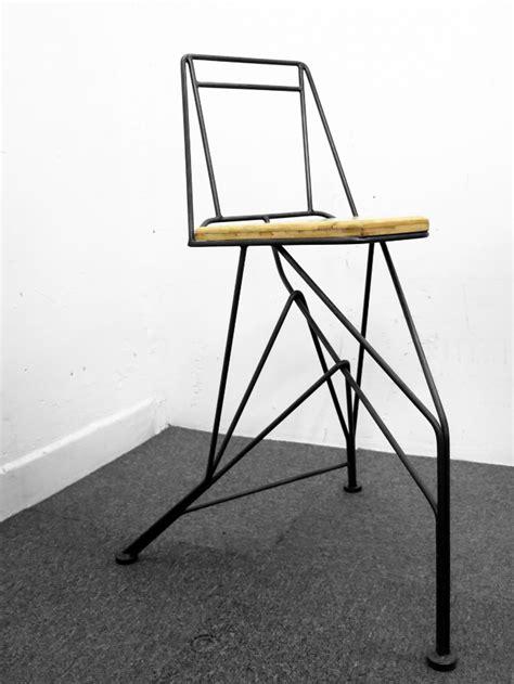 Chaise Série 7 by S 233 Rie Arachnide Par Benjamin Crilout Esprit Design