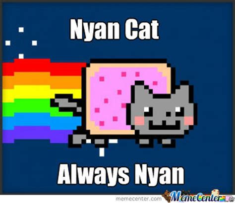 Nyan Meme - nyan cat by anonymousops meme center