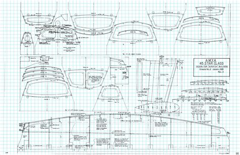 free blueprints free model boat plans wooden pdf woodworking