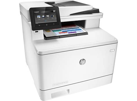 hp color laserjet pro mfp m377dw hp store netherlands