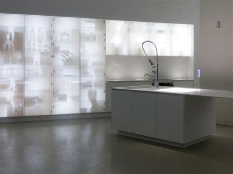 corian 174 kitchen with island corian 174 nouvel lumieres by - Corian Transluzent