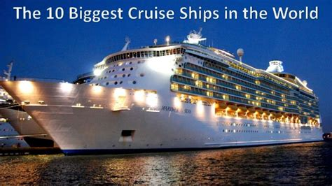 cruise ship the world top ten cruise ships in the world fitbudha com