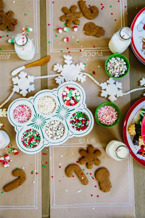 how to host a cookie decorating party camille styles