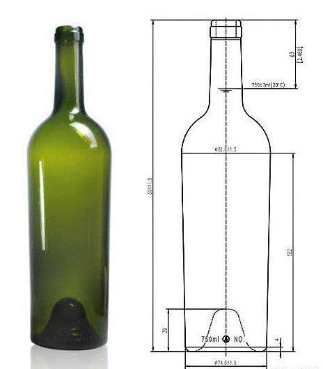 wine bottle dimensions the world s catalog of ideas