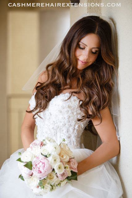 Wedding Hairstyles With Clip In Extensions by Hair Wedding Hairstyle Hair Clip In