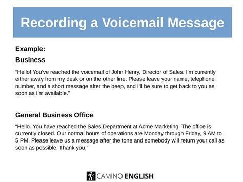 verizon reset voicemail password business recording a voicemail message camino english