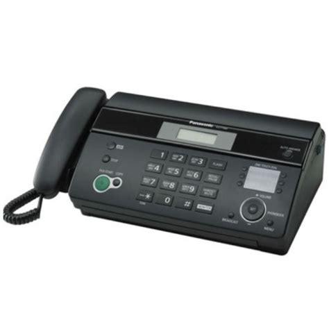 Mesin Fax Panasonic panasonic fax machine kx ft982ml
