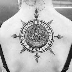 rune tattoo placement norse warrior symbols and meanings the norwegian