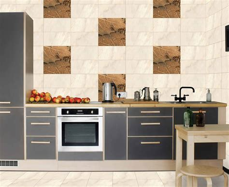 Kitchen Wall And Floor Tiles Design Colorful And Patterned Tiles For Kitchen Design Ward Log Homes