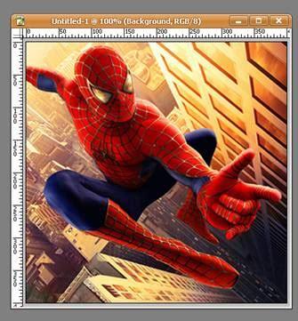 tutorial gambar spiderman tutorial photoshop page 7