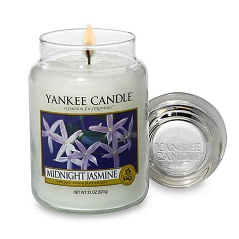 best yankee candle scents for bedroom yankee candle 174 midnight jasmine scented candles bed bath