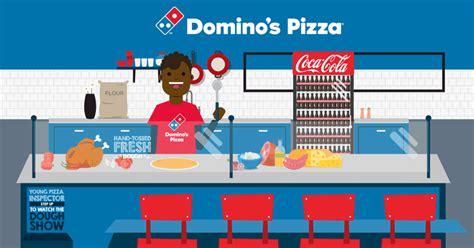 domino pizza akses ui sa franchise warehouse