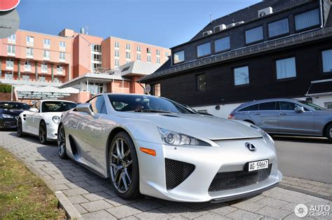 lexus lfa 2016 black lexus lfa 3 april 2016 autogespot