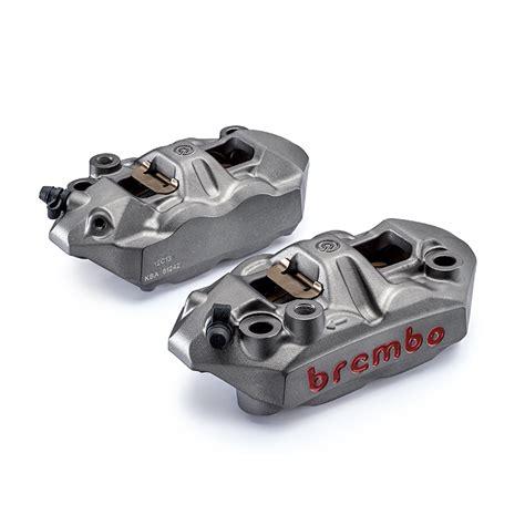 Grip Brembo brembo radial m4 monoblock bremszangen 108 mm kit li r zangen bremszangen brembo racing