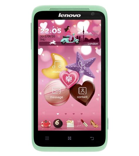 S720 A by Lenovo S720 Handset Detection