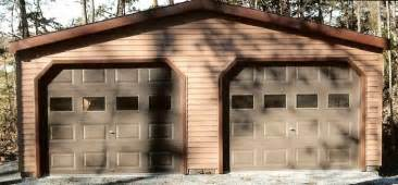 how to build a one car garage cost to build a garage