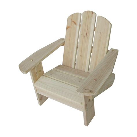 Child Patio Chair Lohasrus Patio Adirondack Chair Mm20101 The Home Depot