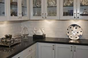 cabinets black glasses tile dreams kitchens
