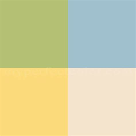 benjamin pottery barn colors 2008 color fresh air scheme created by