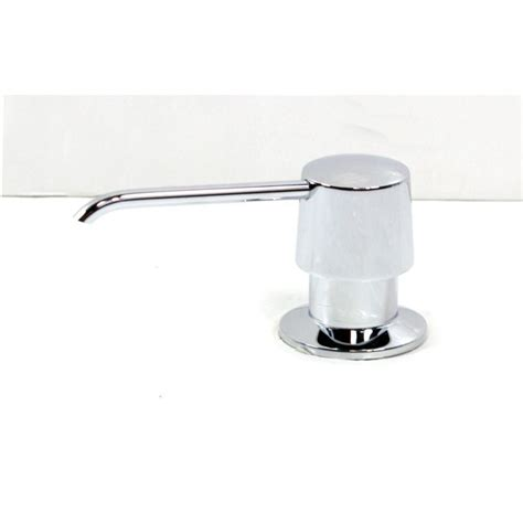bathroom sink soap dispenser kitchen bar bathroom sink soap dispenser in polished