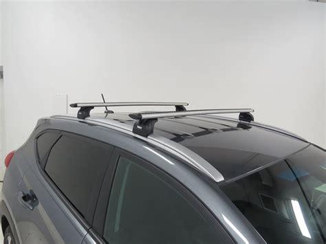 Roof Rack Hyundai Tucson by Thule Roof Rack For 2016 Hyundai Tucson Etrailer