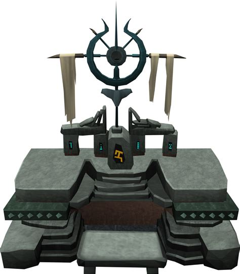 image bandos throne room statues png the runescape wiki altar the runescape wiki