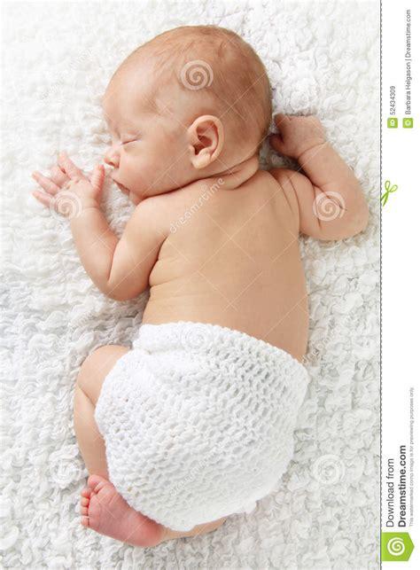 Newborn baby stock photo image 52434309