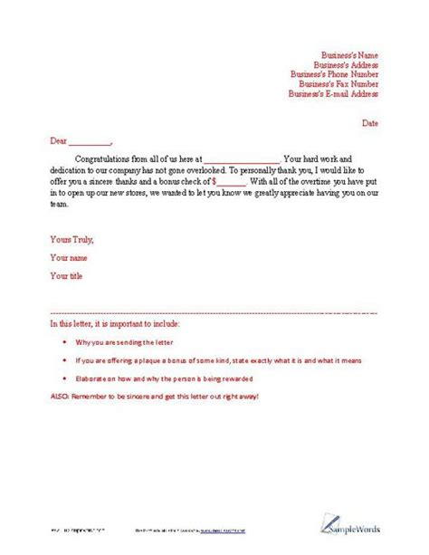 appreciation letter airline staff sle employee appreciation letters best free