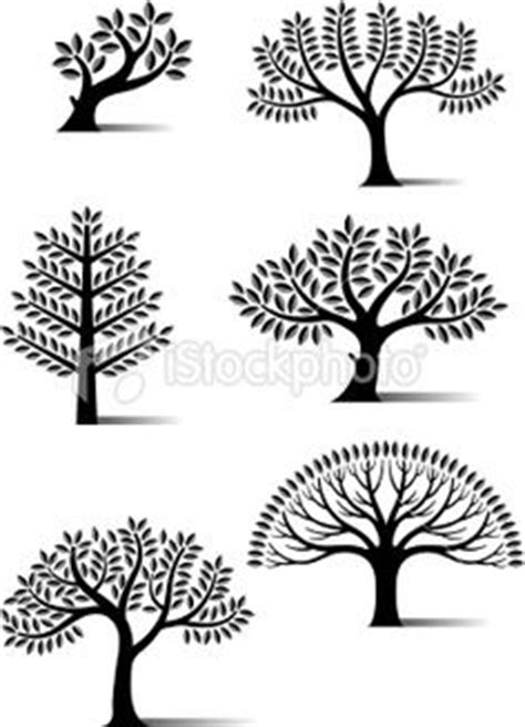 tree symbolism little tree symbols royalty free stock vector art illustration