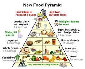 food pyramid women health info blog