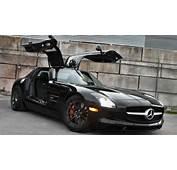 Most Beautiful Mercedes Benz SLS AMG Wallpaper  Full HD Pictures