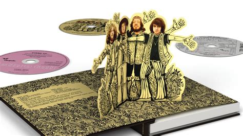 Standing Tabung 1 Set jethro tull stand up the elevated edition album review prog