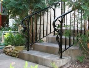 Outdoor wrought iron railings for pinterest