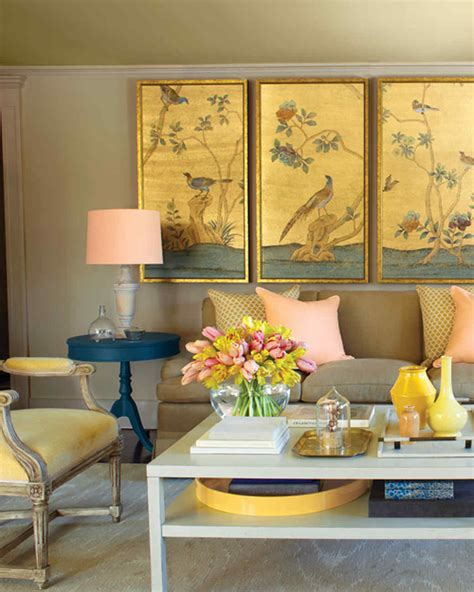 home design interior design colour schemes with yellow paint palettes we love martha stewart