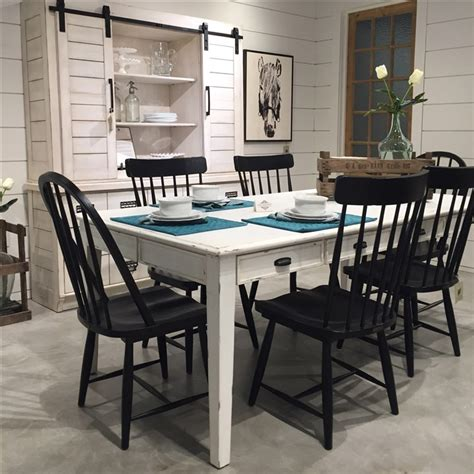 farmhouse kitchen furniture hgtv s fixer host introduces furniture line