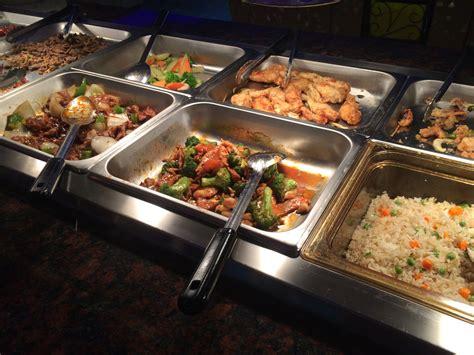 sakura buffet an asian buffet we actually like