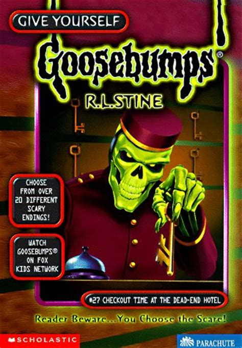 Or Fear No 28 By Rl Stine Buruan Ambil give yourself goosebumps book series by r l stine