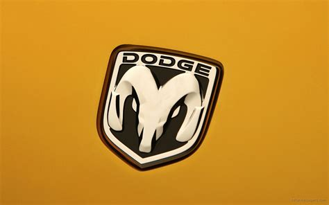 Auto Logo Dodge by Dodge Car Logo Wallpaper Hd Car Wallpapers Id 411