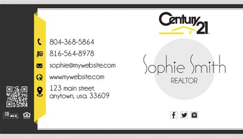 century 21 business card template century 21 business cards century 21 business card template