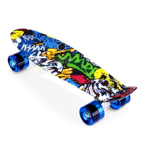 how to get comfortable on a skateboard us mini 22 quot complete skateboard cruiser style longboard