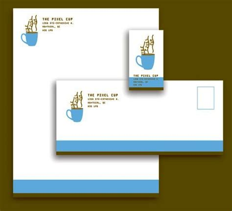 Business Letterhead Envelopes 80 Contoh Desain Kop Surat Untuk Perusahaan Atau Bisnis