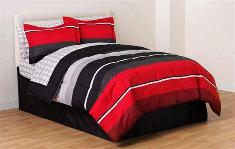 red and black comforter sets red black and white comforter sets choozone