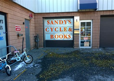 s cycle shop books east york business story