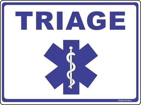 Triage Pictures